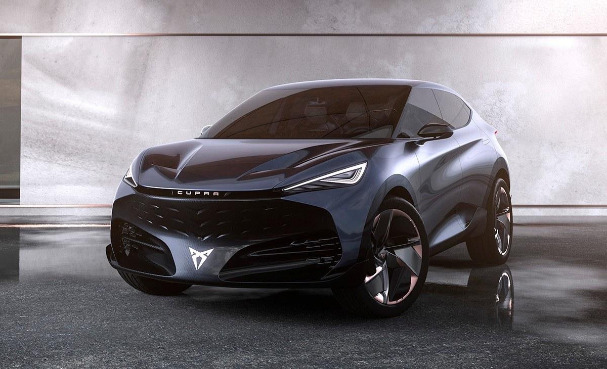 CUPRA Tavascan, vislumbrando un coche eléctrico de calle de alto rendimiento