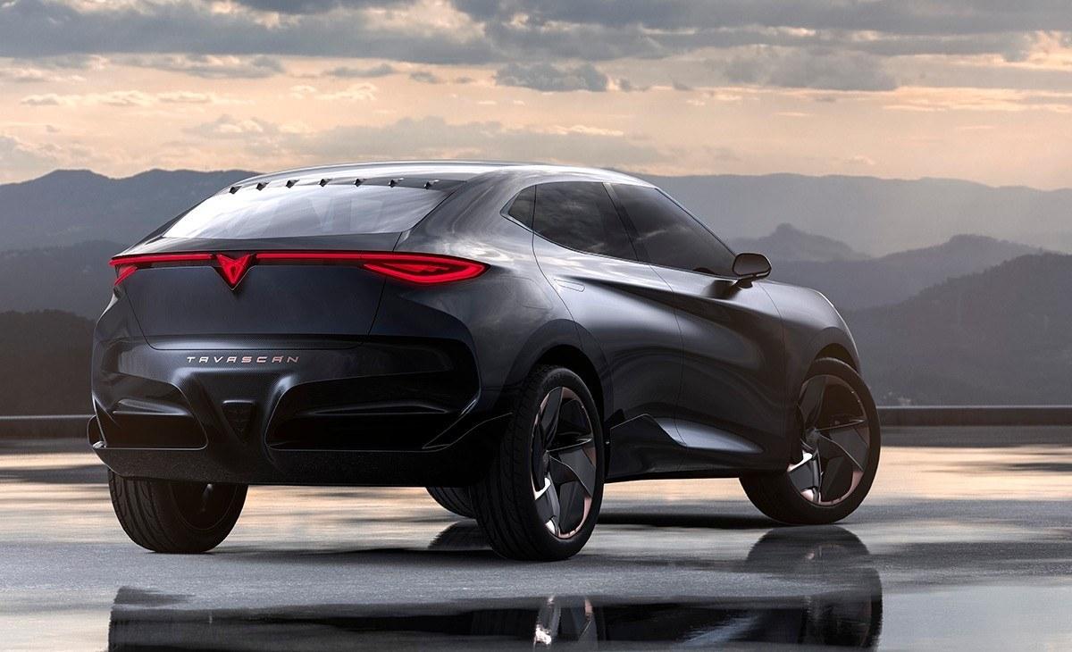 Cupra Tavascan Concept (Frankfurt 2019) 29