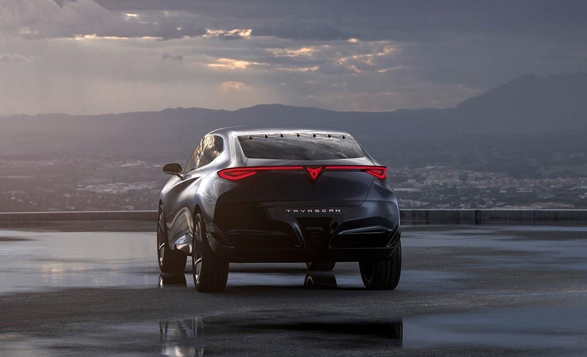 Cupra Tavascan Concept (Frankfurt 2019) 30