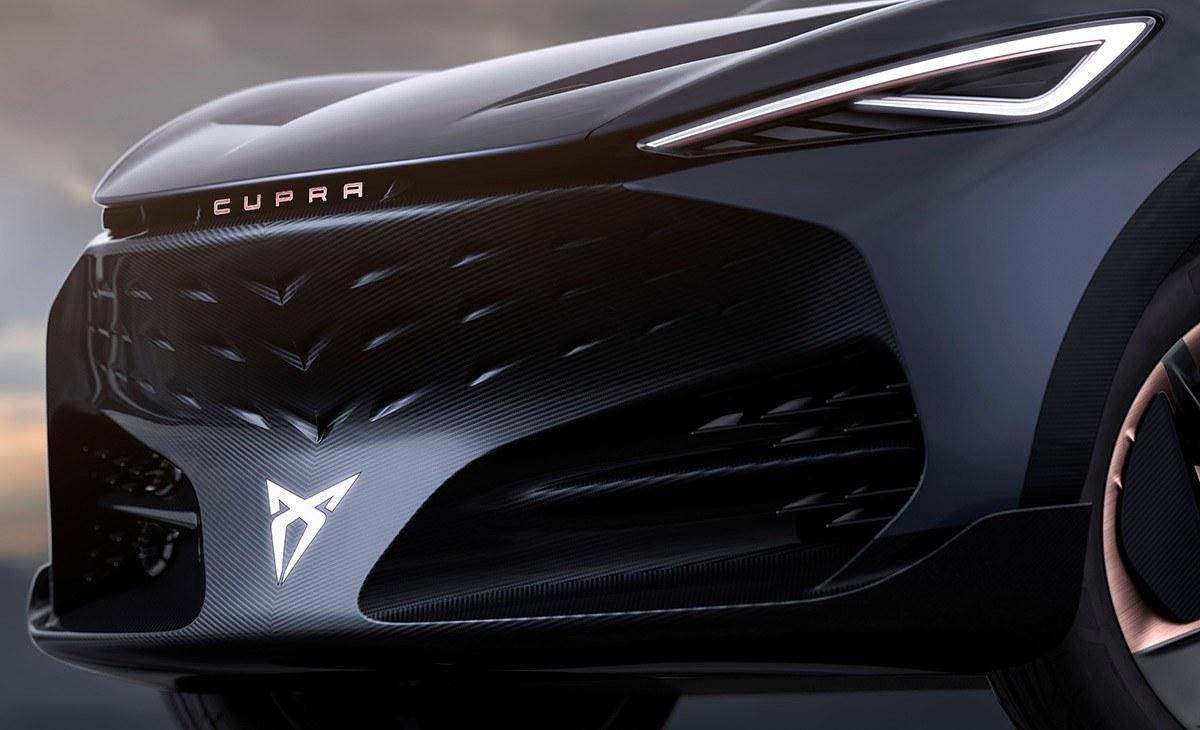 Cupra Tavascan Concept (Frankfurt 2019) 33