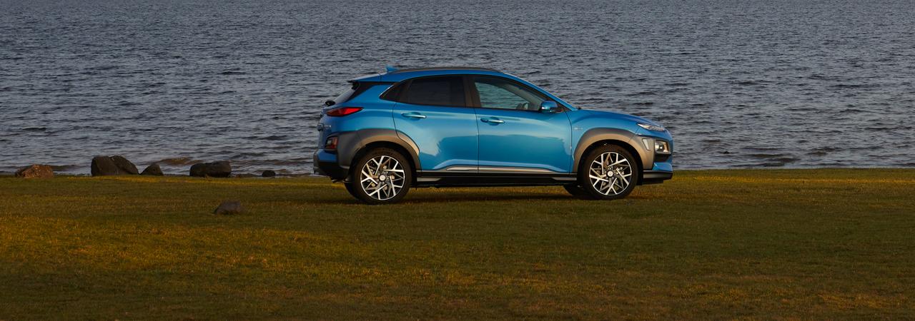 Prueba Hyundai KONA Hybrid, la alternativa urbana lógica