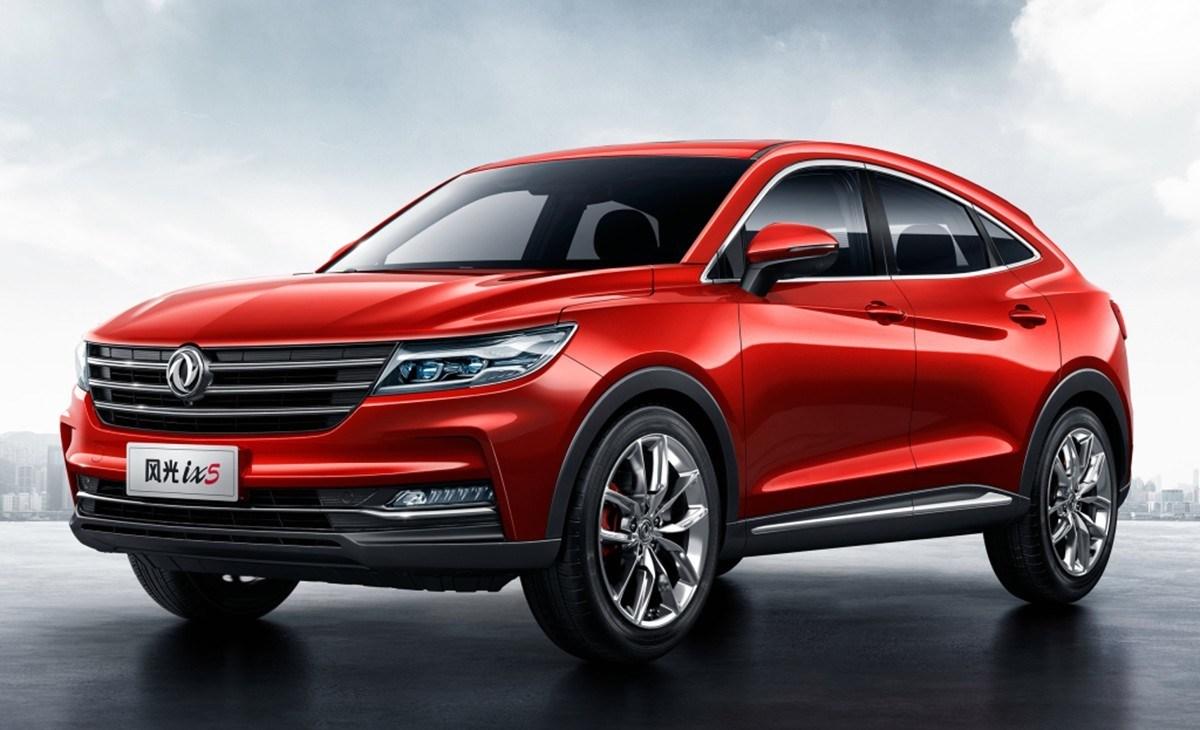 DFSK prepara el lanzamiento en España de un SUV Coupé
