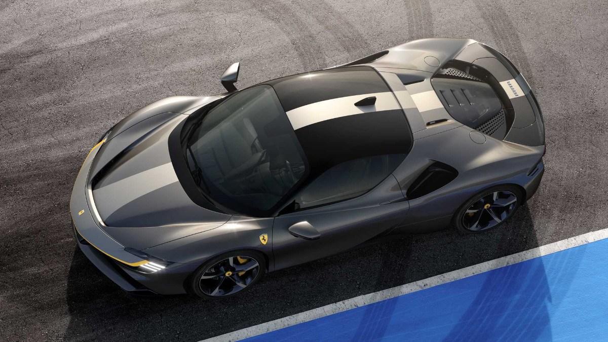 El Ferrari SF90 Stradale ya ha comenzado su producción