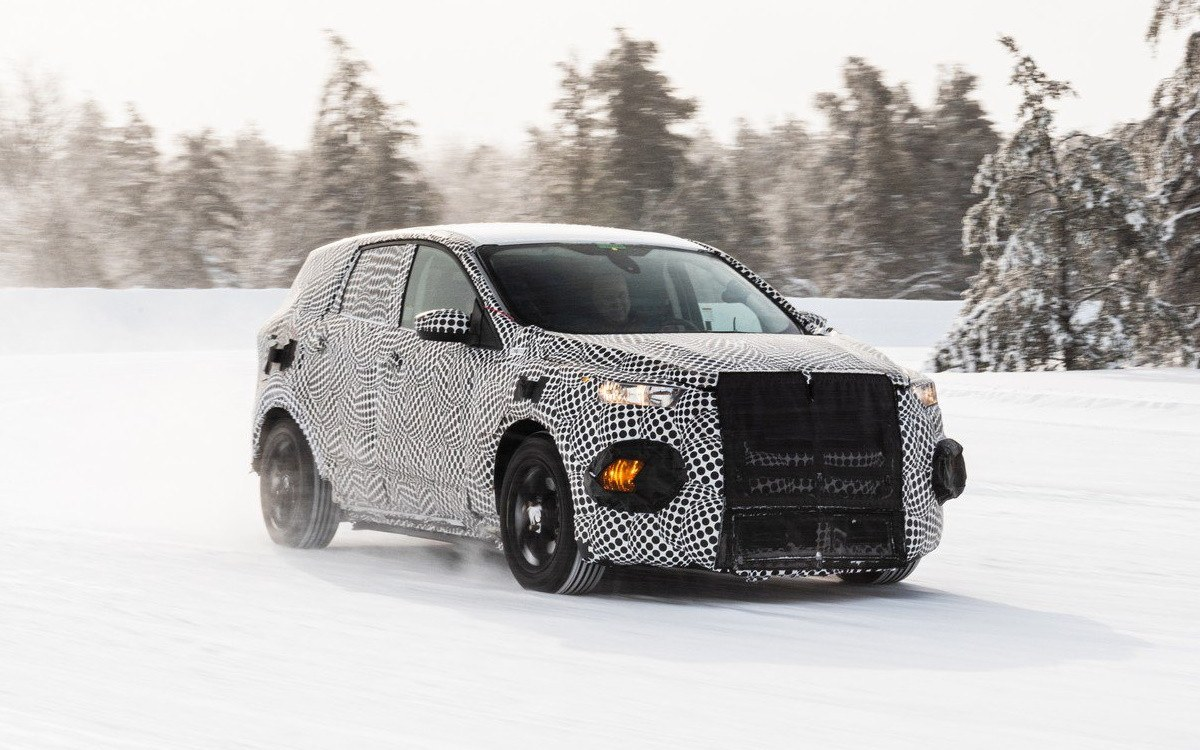 Ford presenta oficialmente los prototipos de su nuevo crossover eléctrico