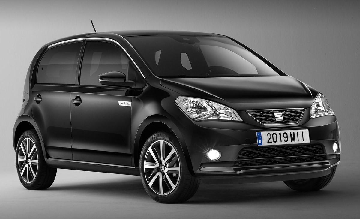 La gama del SEAT Mii electric en España estará compuesta por dos acabados