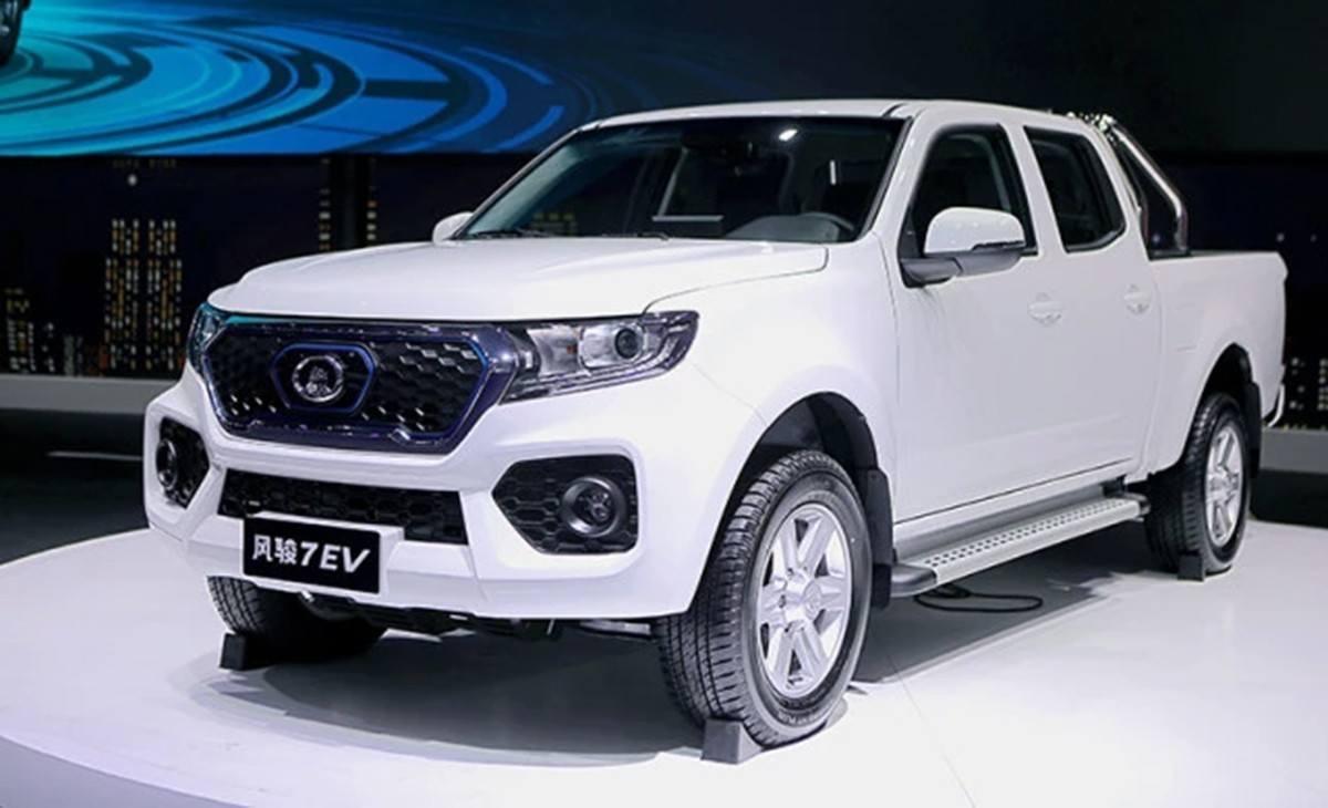 Wingle 7 EV, Great Wall presenta en sociedad su nuevo pick-up eléctrico