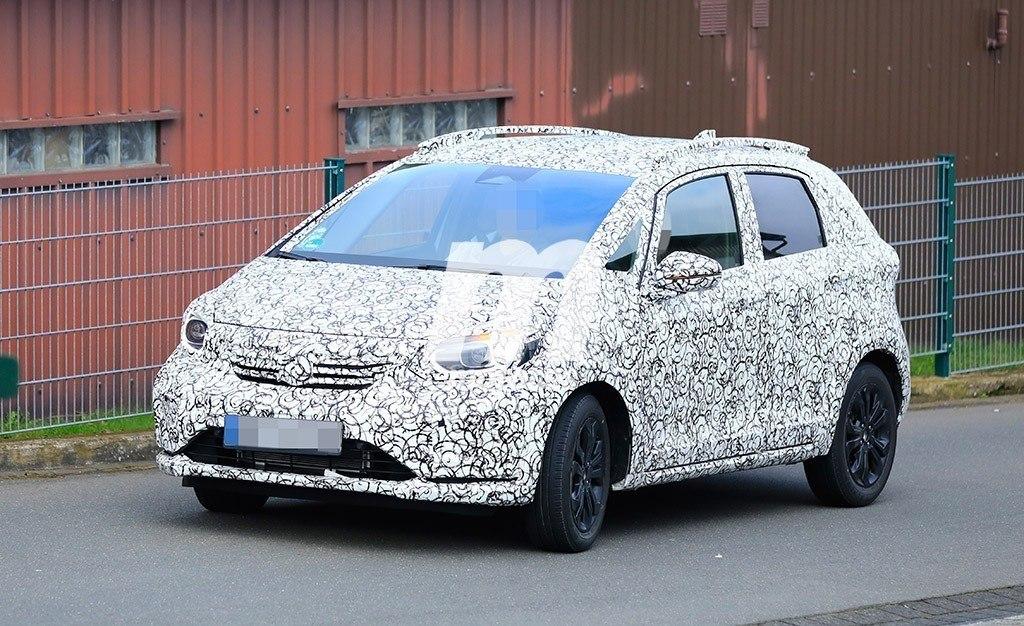 El nuevo Honda Jazz solo estará disponible con mecánica híbrida en Europa
