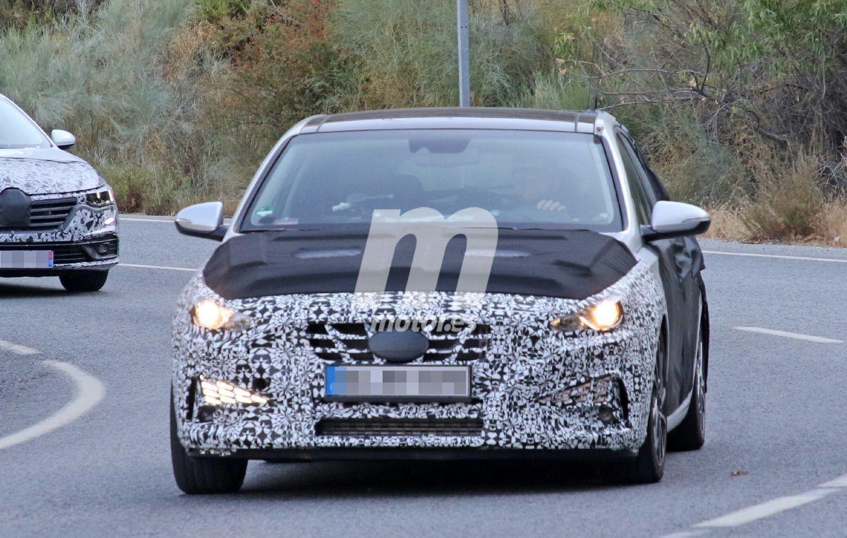 El rediseñado Hyundai i30 2020 deja ver nuevos detalles