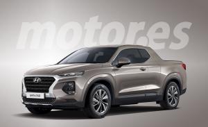 Hyundai Santa Cruz, así será el esperado pick-up de la firma coreana