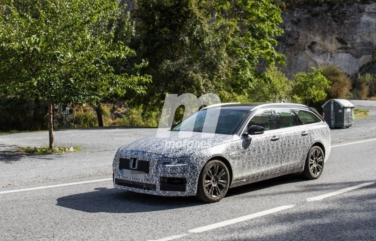 2020 Jaguar XF Restyling 9