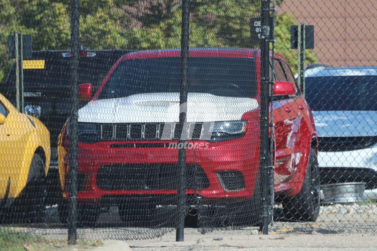 Se avecina un Jeep Grand Cherokee Trackhawk aún más radical y extremo