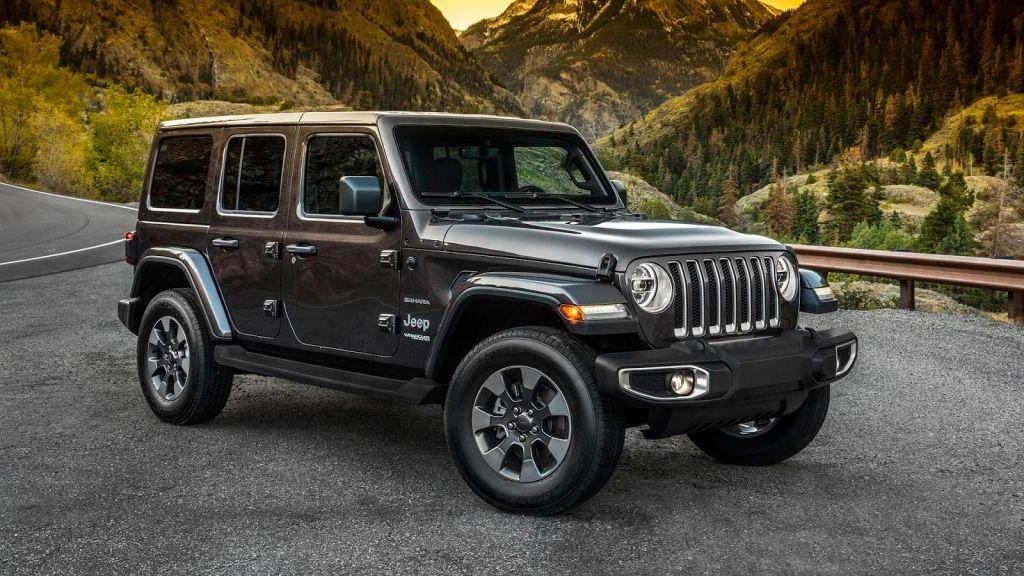 Jeep anuncia el nuevo Wrangler Unlimited V6 EcoDiesel