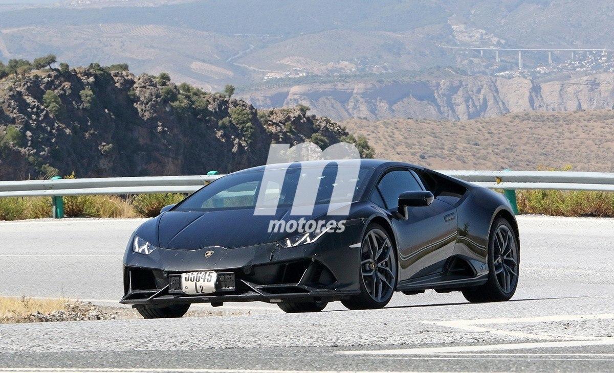 El desarrollo del radical Lamborghini Huracán EVO Performante está en marcha