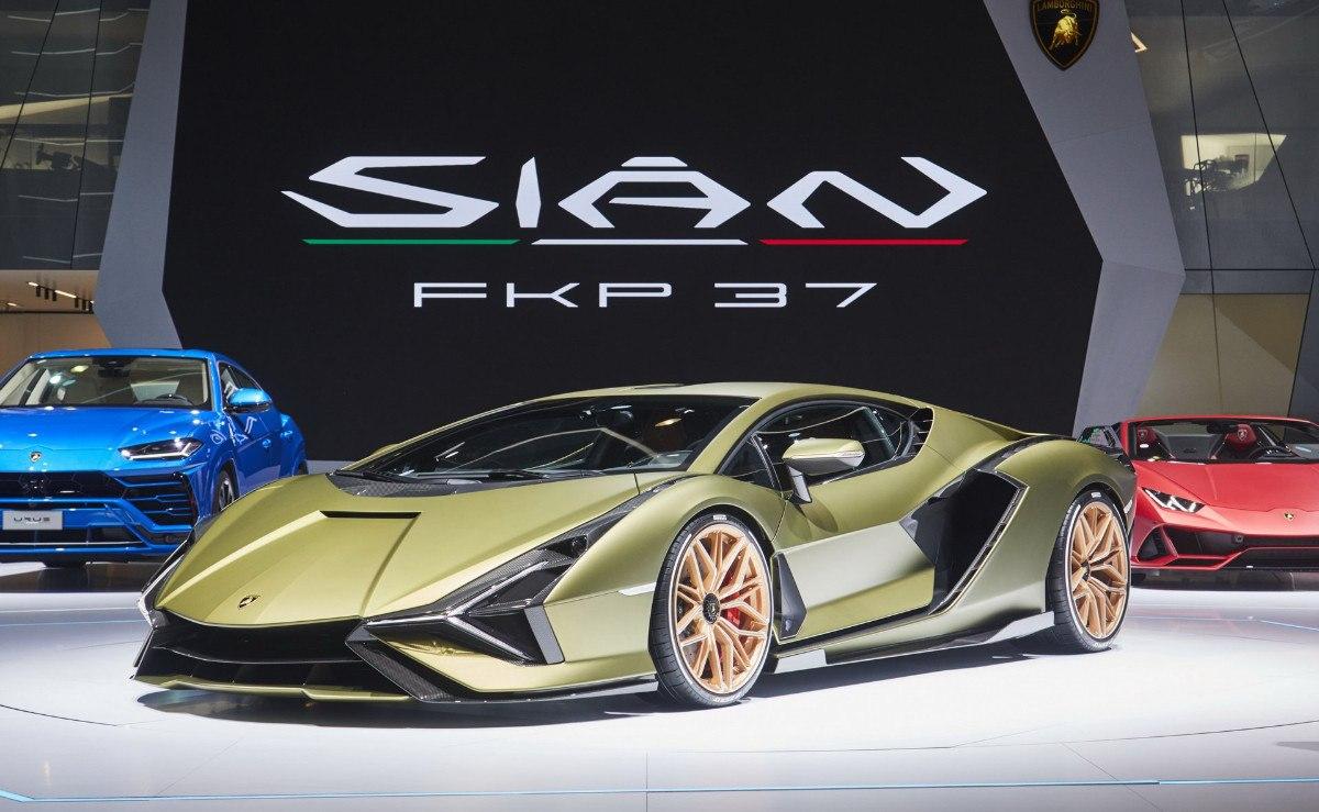 El Lamborghini Sián cambia de nombre para rendir homenaje a Ferdinand Piëch