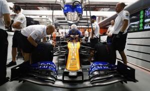 McLaren cree que debe cambiar el concepto del MCL34 para alcanzar a los punteros