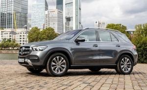 Los SUV de Mercedes se electrifican: GLE 350 de 4MATIC y GLC 300 e 4MATIC