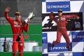 "Brawn compara a Leclerc con Schumacher: ""Tal vez la historia comienza a repetirse"""