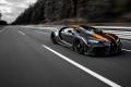 Nuevo récord: el Bugatti Chiron rompe la barrera de las 300 mph