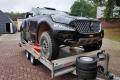 Así es el Borgward BX7 DKR Evo de Nani Roma para el Dakar 2020