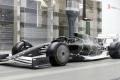 La F1 desvela los primeros cambios en el coche base de 2021
