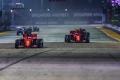 Por qué Ferrari hizo bien en parar a Vettel antes que a Leclerc