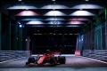 Vettel le da un polémico doblete a Ferrari para enfado de Leclerc