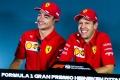 """Leclerc defiende a Vettel: """"He aprendido mucho de él, es un piloto increíble"""""""