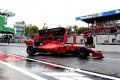 Leclerc le da a Ferrari el viernes en Monza pero Hamilton promete batalla