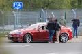 Todo lo que sabemos de las pruebas de Tesla en Nürburgring