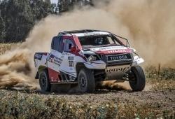 Alonso, Sainz y Haro serán protagonistas en el Rally de Marruecos