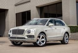 Nuevo Bentley Bentayga Stetson Edition exclusivo para los clientes de Dallas