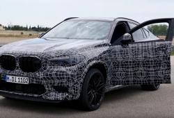 BMW adelanta el nuevo X6 M 2020 con un largo vídeo teaser