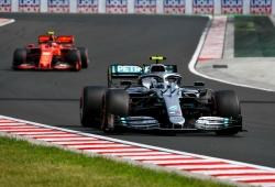 """Bottas: """"Leclerc es un competidor muy duro, así debes ser cuando estás en Ferrari"""""""