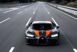 Bugatti presenta el Chiron Super Sport 300+ de edición limitada