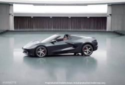 El nuevo Chevrolet Corvette Stingray Convertible será presentado el 2 de octubre