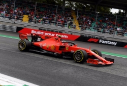 Así te hemos contado la clasificación del GP de Italia de F1 2019