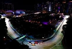 Asi te hemos contado los entrenamientos libres del GP de Singapur de F1 2019