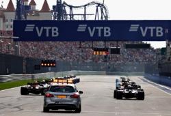 Así te hemos contado el GP de Rusia de F1 2019