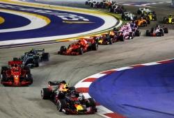 Así te hemos contado el GP de Singapur de F1 2019