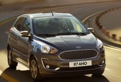 La nueva generación del Ford Ka+ llegará en 2021