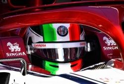 """Giovinazzi: """"Si obtengo resultados, nadie podrá quitarme el puesto en Alfa Romeo"""""""