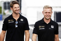Haas ya ha elegido: Grosjean acompañará a Magnussen en 2020