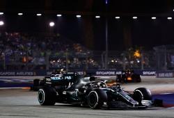 "Hamilton: ""Duele, porque hoy podríamos haber ganado fácilmente"""