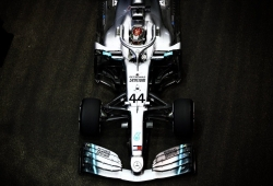 """Hamilton: """"El coche fue mucho mejor de lo que ha ido últimamente"""""""
