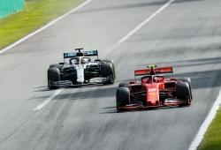 """Hamilton, sobre su incidente con Leclerc: """"De no ser por el campeonato..."""""""