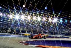 Hamilton no entiende que Leclerc no aumentara el ritmo antes de la parada
