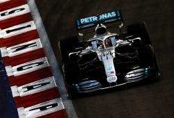 """Hamilton: """"No sé dónde ha encontrado el ritmo Ferrari, lo he dado todo"""""""