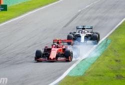 """Hamilton reprocha que los pilotos jóvenes """"se salen con la suya mucho más"""""""