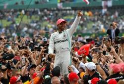 Hamilton supera a Schumacher y ya es quien más GP ha liderado en la historia de la F1
