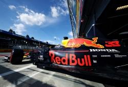 Honda explica el fallo en el motor del Red Bull de Verstappen en clasificación